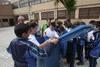 Reciclaje en el colegio CajaGranada