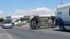 Accidente carretera de Pinos Puente