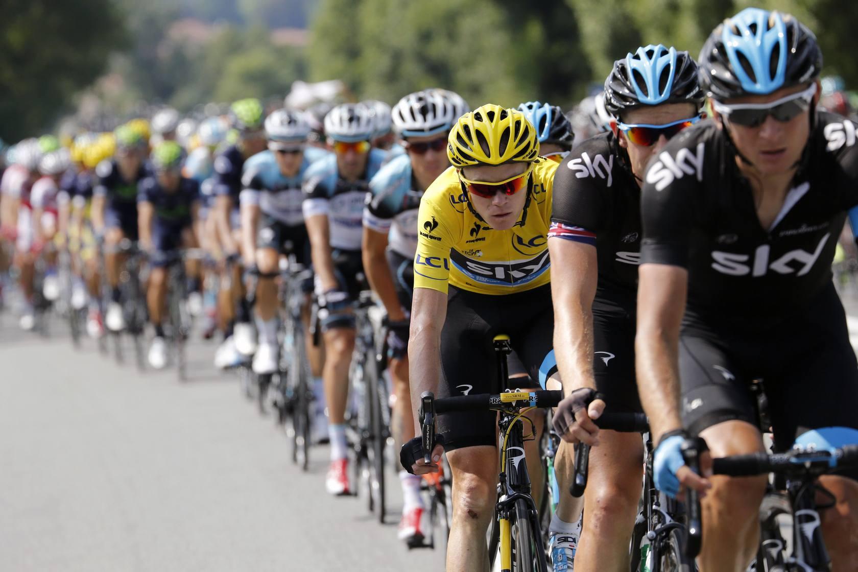 La 14ª etapa del Tour