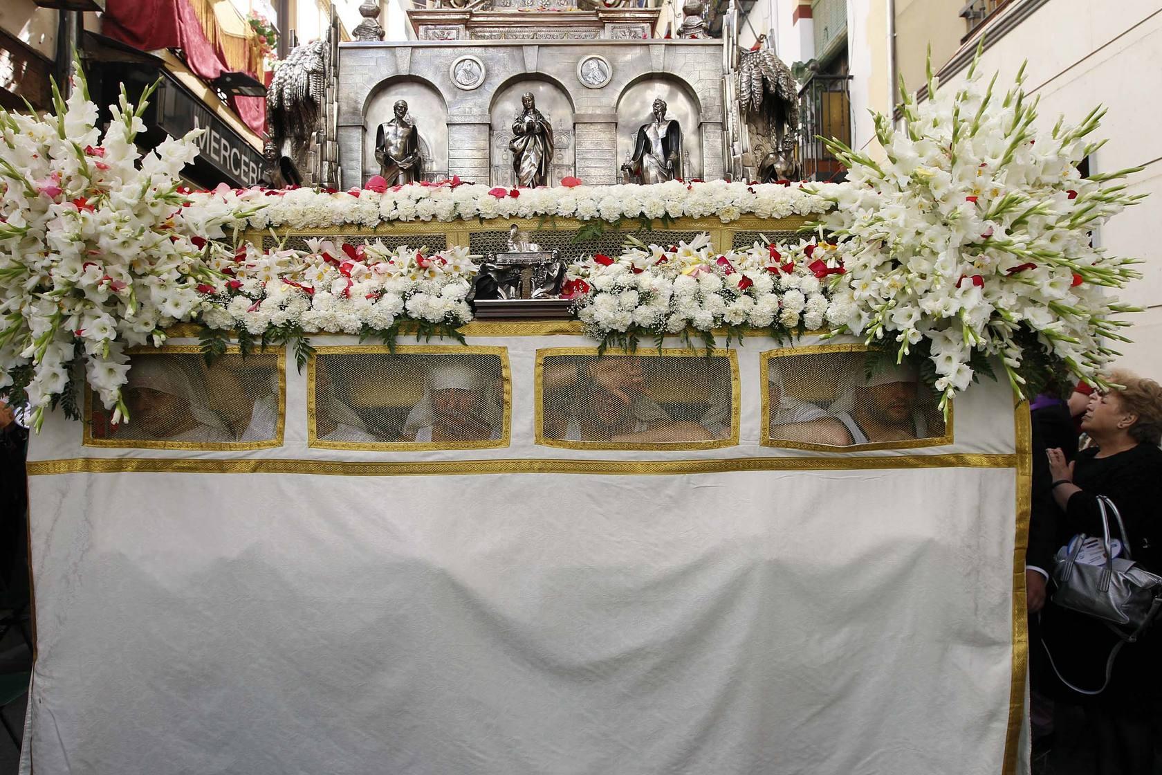 Granada volvió a brillar con el Corpus