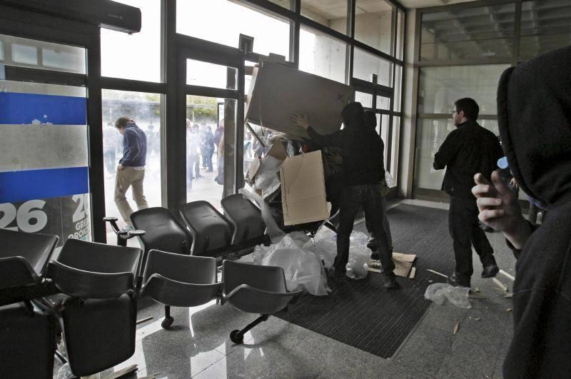 Sexta huelga general en Euskadi