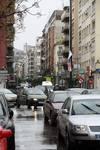 Lluvias en Granada