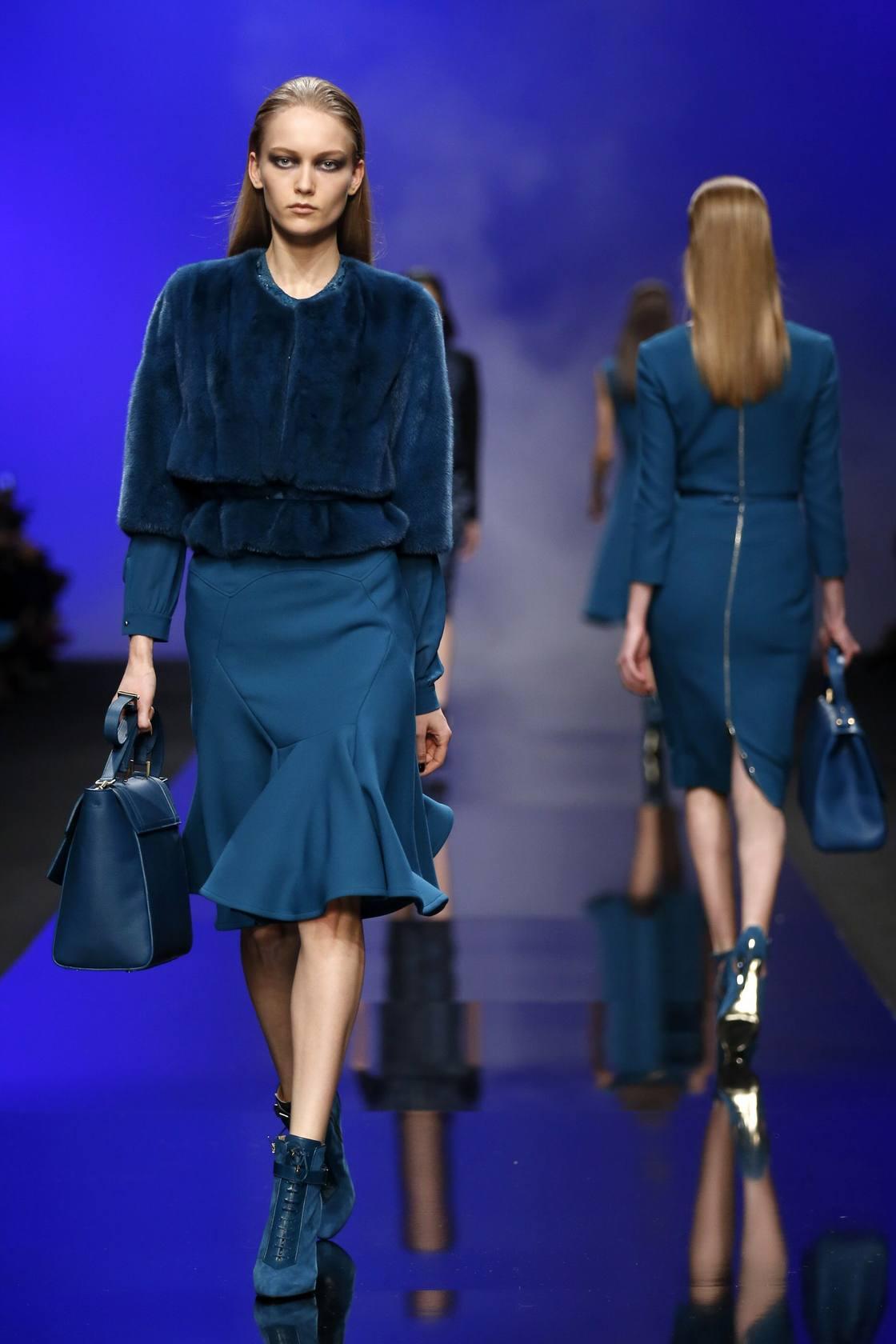 Última jornada de la Semana de la Moda de París