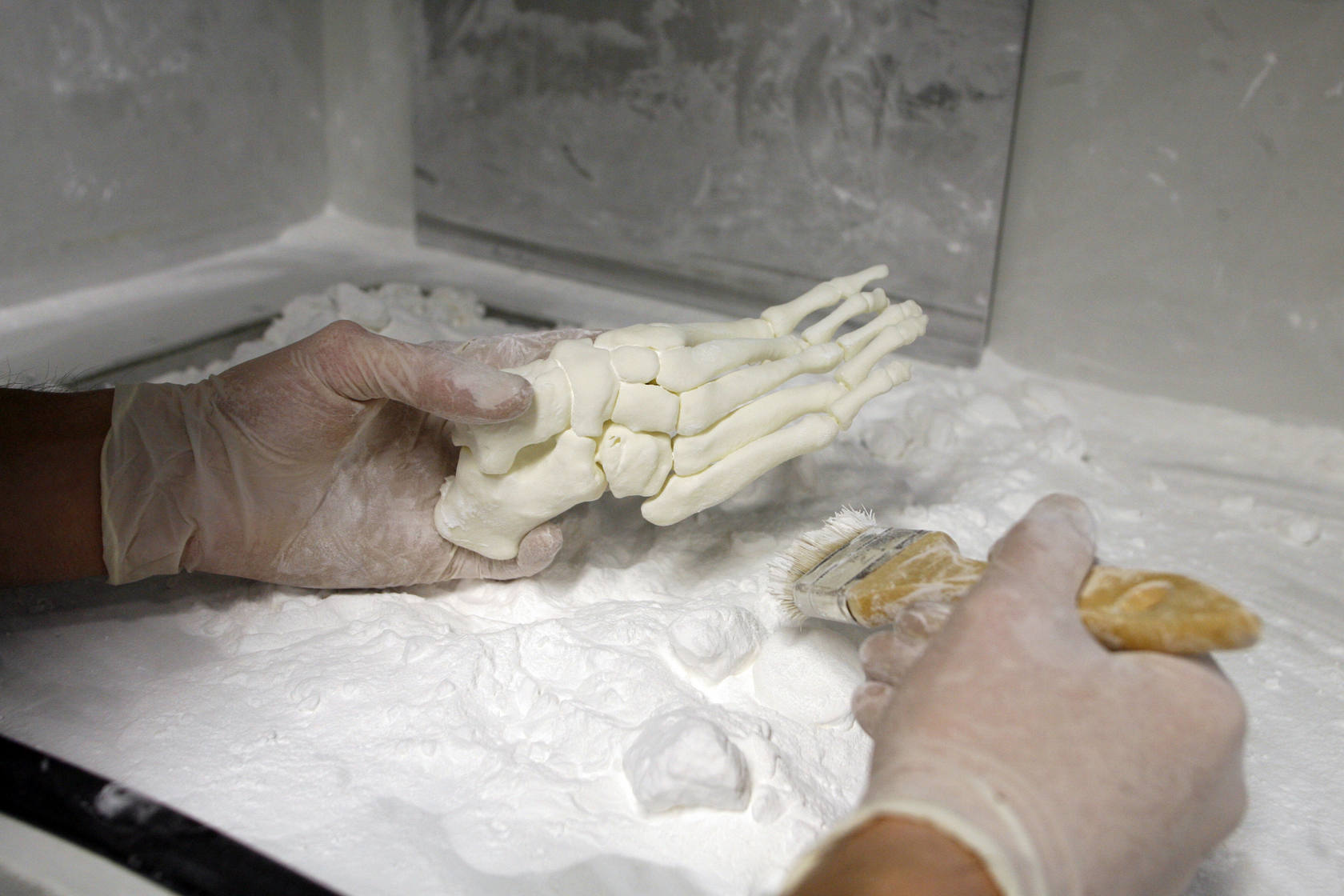 Fabricación de prototipos con impresoras 3D