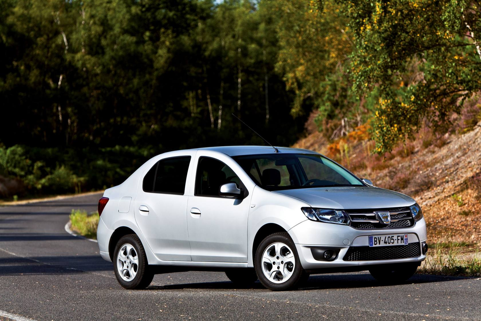 Nuevos Dacia Logan y Sandero