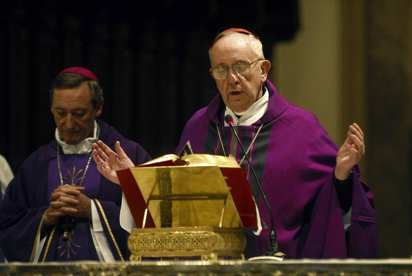 Jorge Mario Bergoglio, el Papa argentino